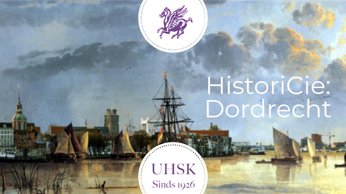 HistoriCie: stadsuitje Dordrecht