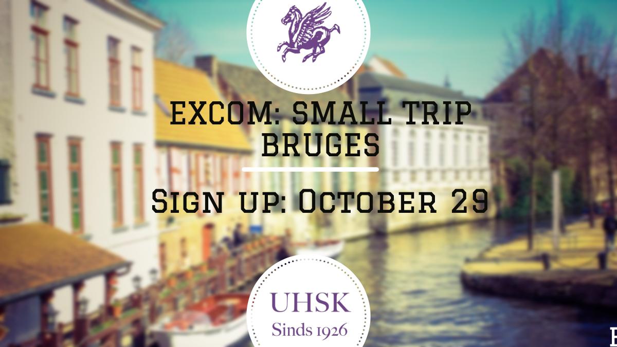 ExCom: Kleine Reis Brugge