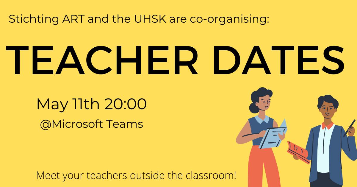 Teacher Dates!