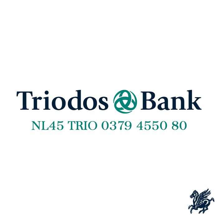 De UHSK is overgestapt naar Triodos Bank!