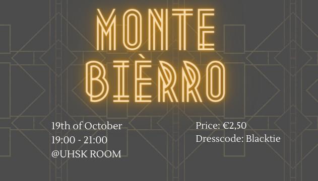 Kameravond: Monte Bièrro