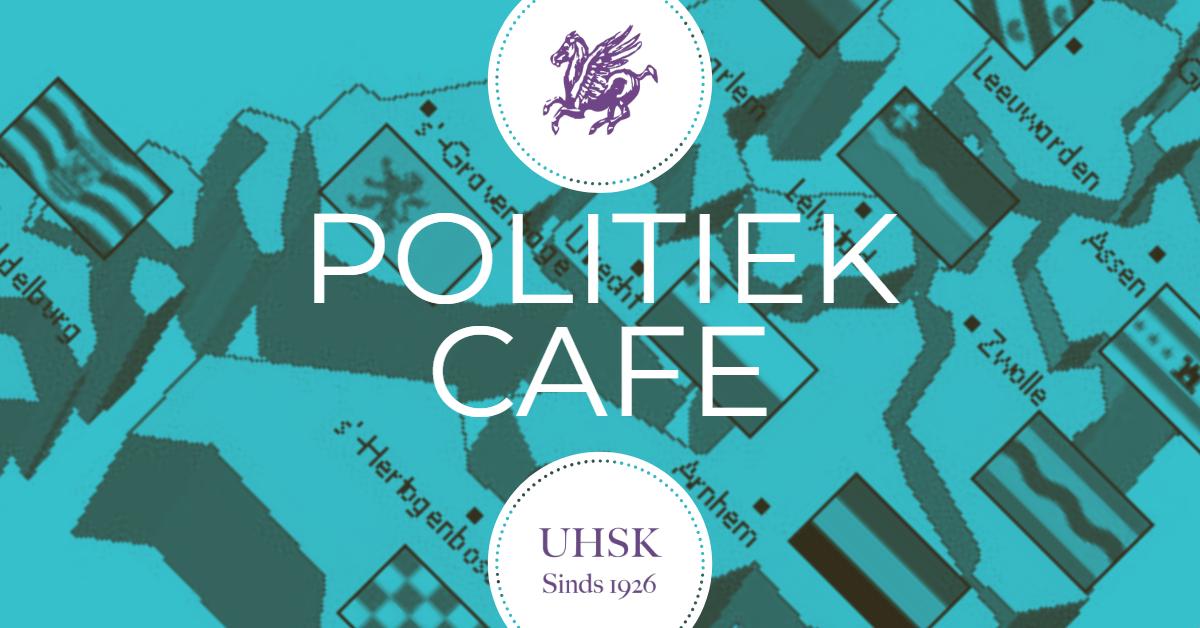 Politiek Café: Eerste kamer? Eerst een biertje!