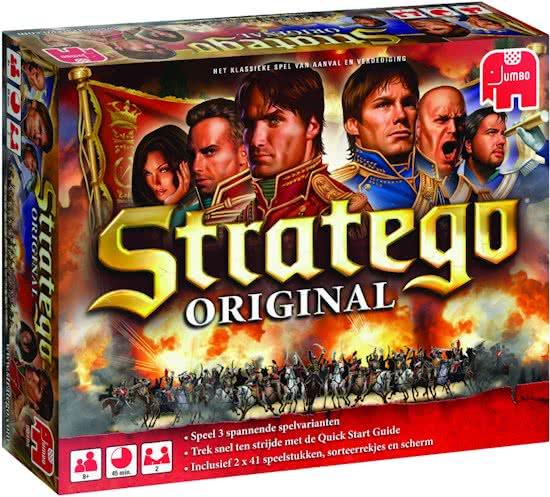 EJC: Levend Stratego