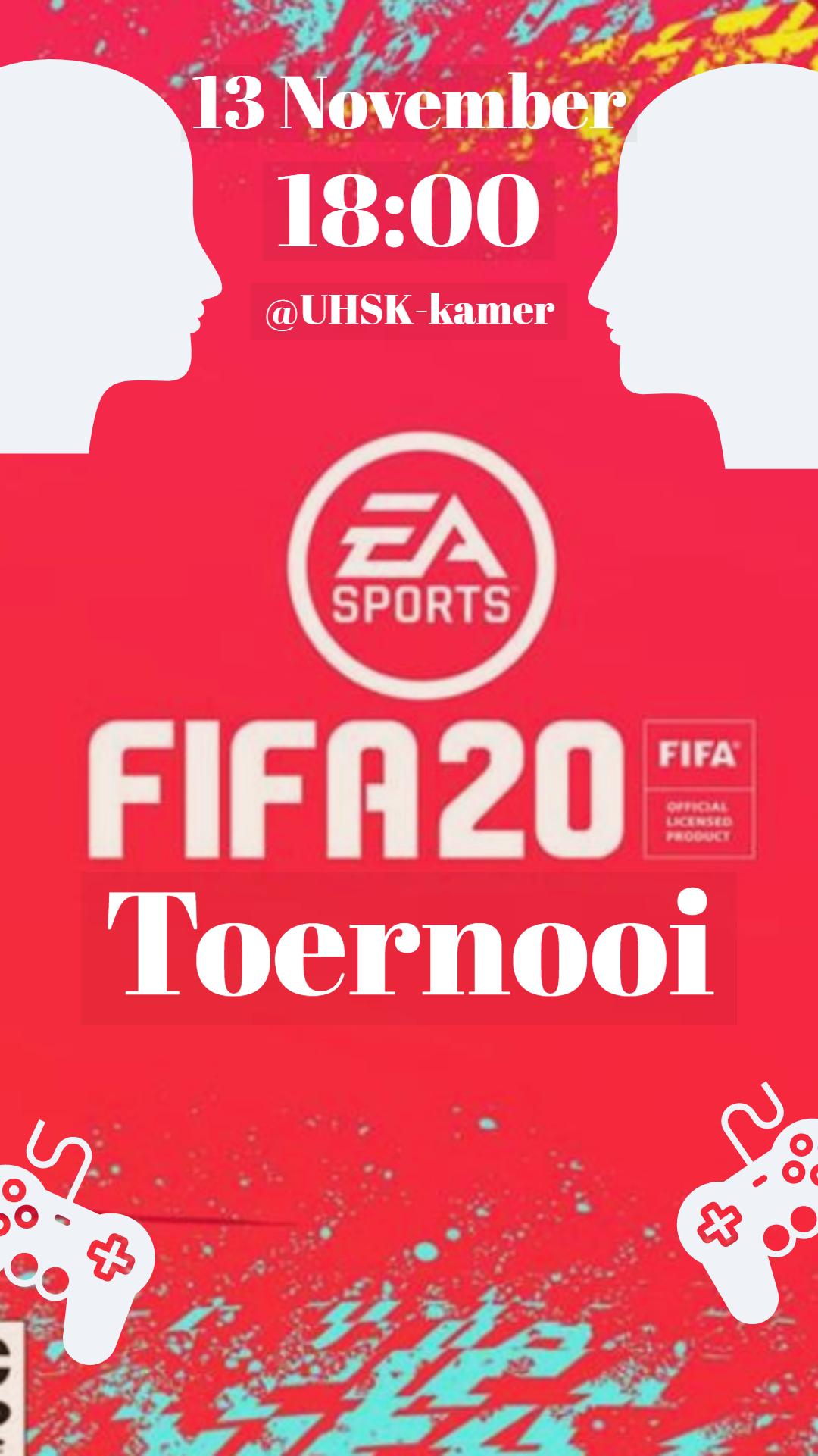 UHSK: FIFA 20 Toernooi