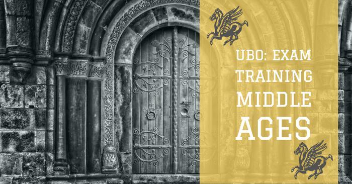Tentamentraining Middeleeuwen