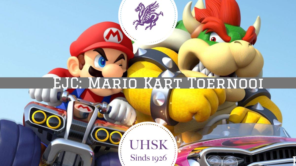 UHSK EJC: Mario Kart Toernooi (VERPLAATST)
