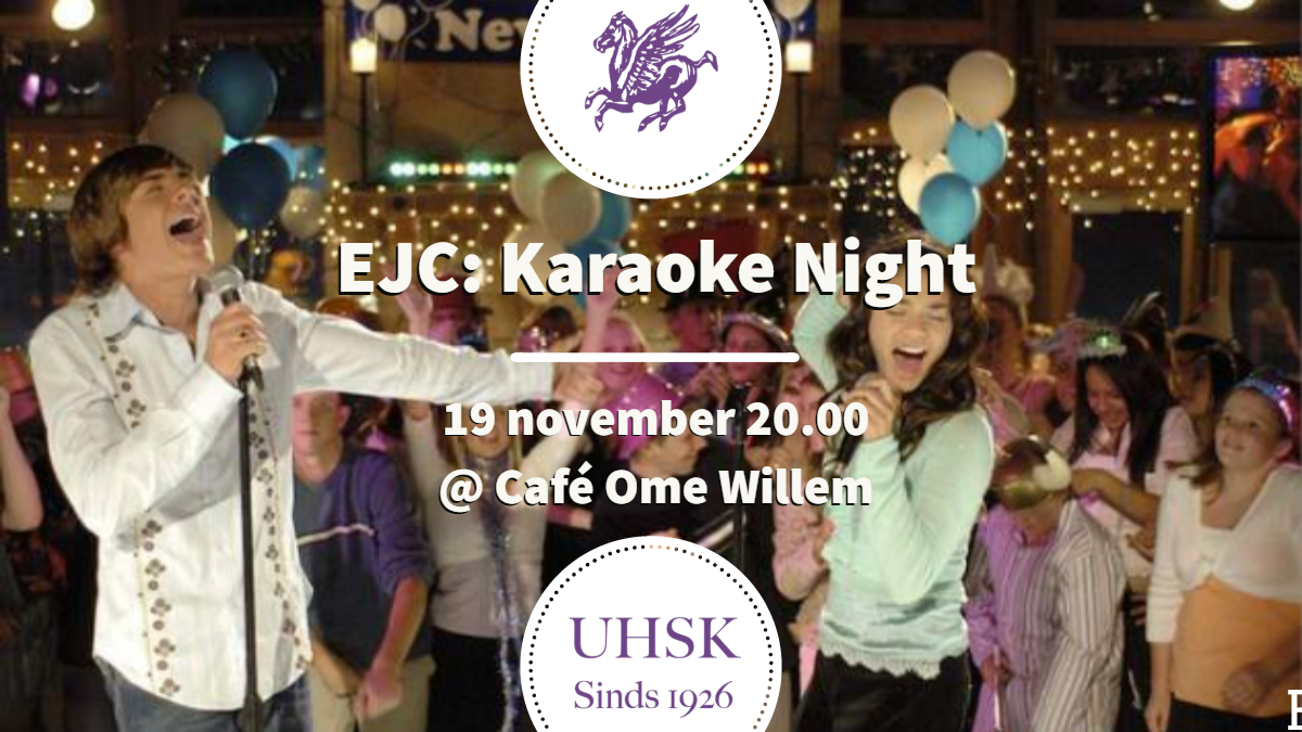 EJC: Karaokeavond
