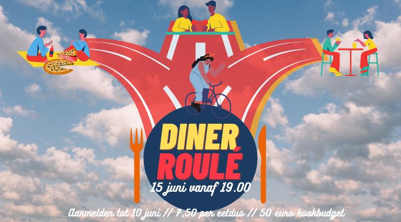 Accie: Diner Roulé