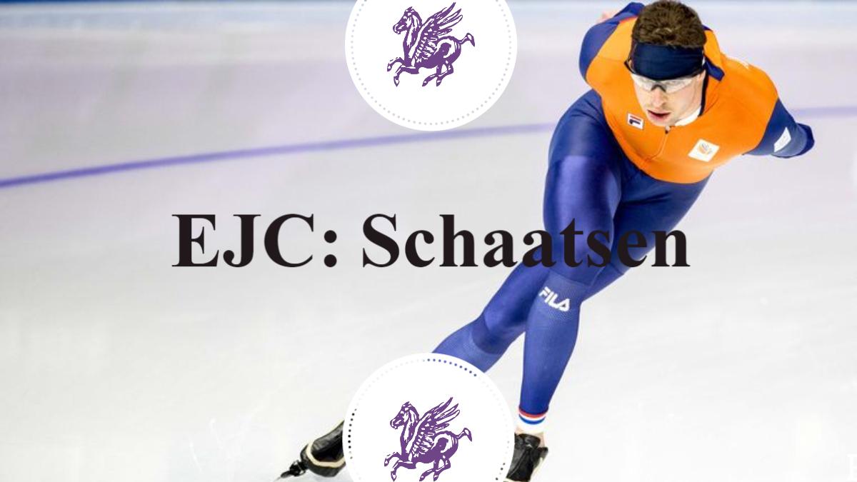 EJC: Schaatsen