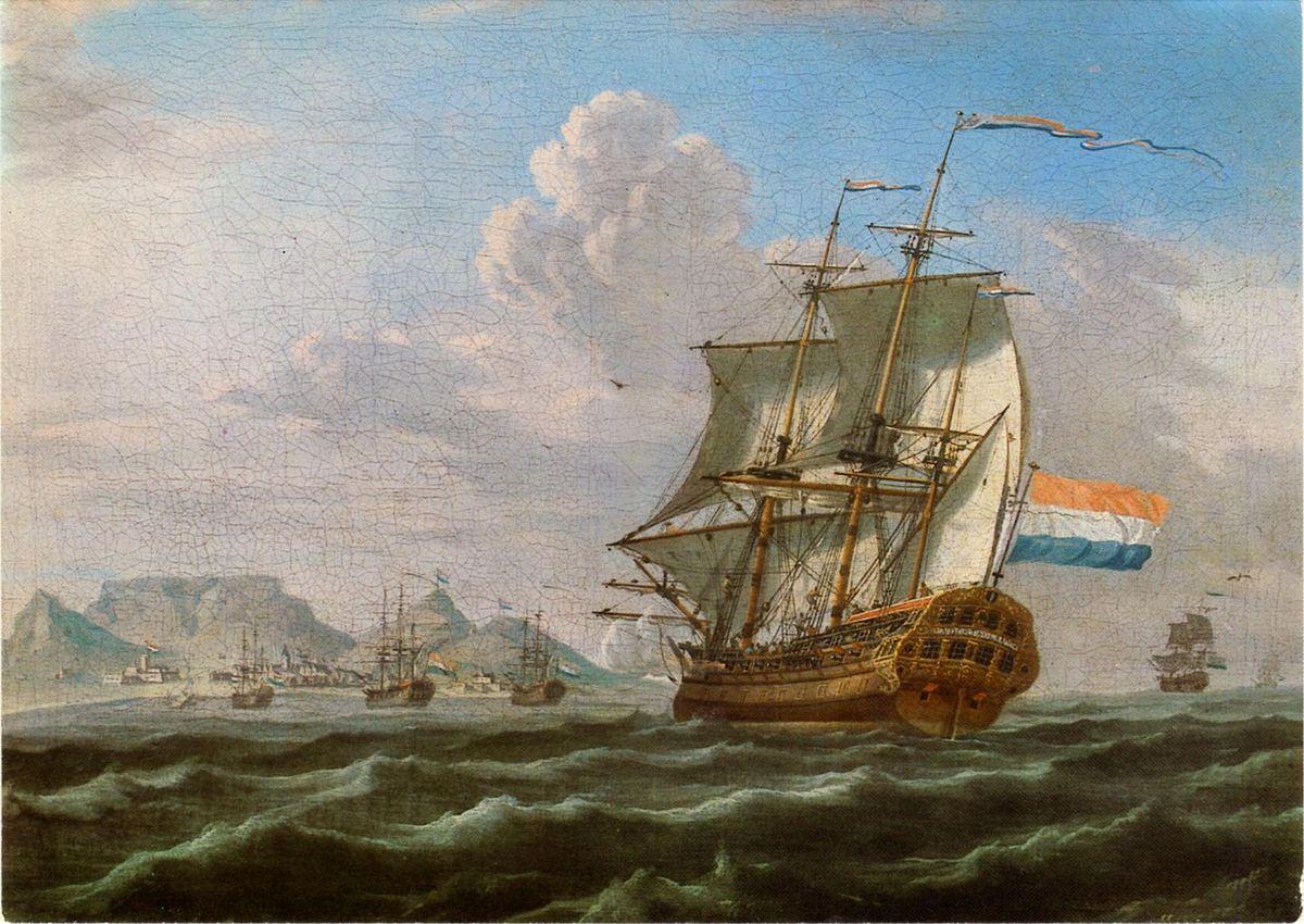 UHSK InterCom: Dutch history lecture