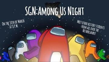 SGN: Among Us Night