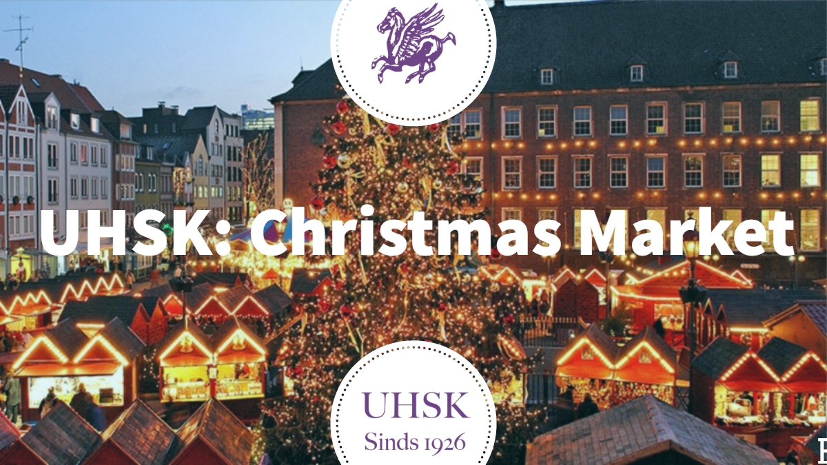 UHSK: Kerstmarkt