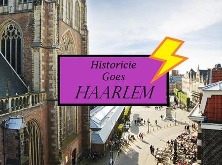 HistoriCie Goes Haarlem: Stadsuitje
