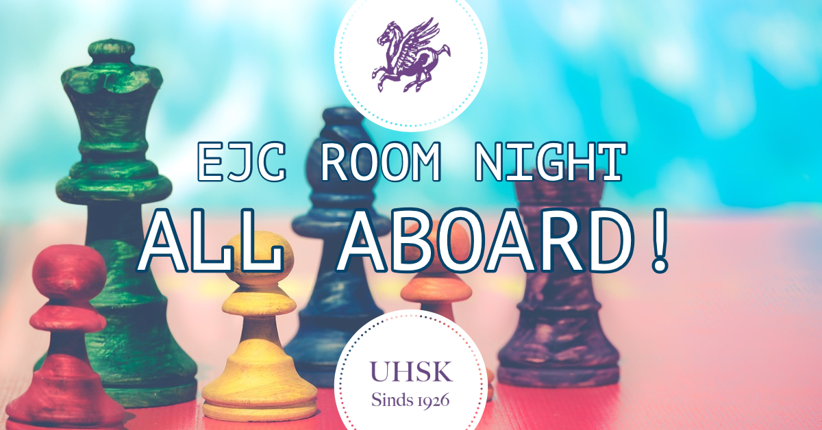 EJC: Kameravond 'All Aboard!'