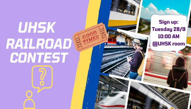 RailRoad contest