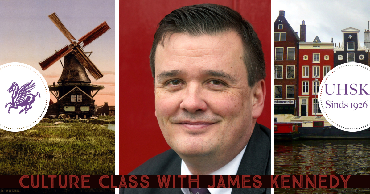 Culture Class with James Kennedy